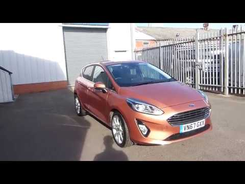 Used Ford Fiesta For Sale 14 499 00 Hills Ford Used Car Dealer In