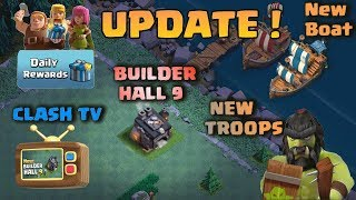 Clash Of Clans New Upcoming Update Concept !😍 New Village, Troops, Hero ,Defenses And More