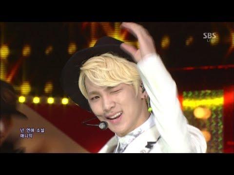 샤이니 (SHINee) [Why So serious] @SBS Inkigayo 인기가요 20130428