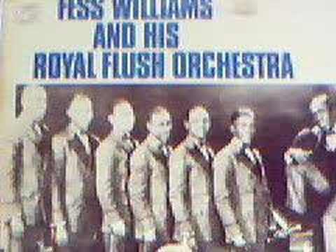 FESS WILLIAMS online metal music video by FESS WILLIAMS