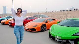 Những Thứ Chỉ Có Ở Dubai. Dubai Giàu Như Thế Nào Và Tại Sao Họ Lại Giàu Có Như Vậy?