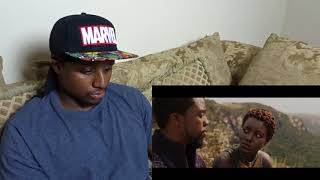 Marvel Studios Black Panther- Warriors of Wakanda Reaction