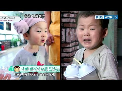 The Return of Superman - The Triplets Special Ep.29 [ENG/CHN/2017.12.08]
