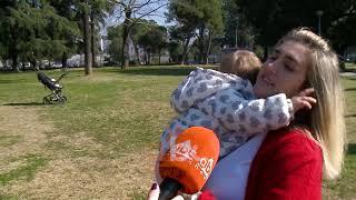 Popullsia shqiptare drejt plakjes | ABC News Albania