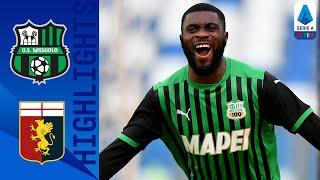 Sassuolo 2-1 Genoa | Boga scores then sets up the winner for Sassuolo! | Serie A TIM
