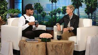 Chance the Rapper's Ellen Debut