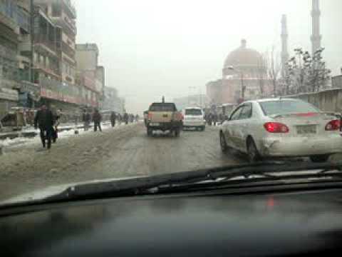 Kabul City , Deh Afghanan.MPG