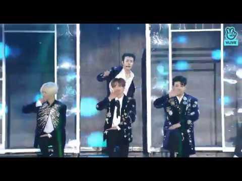 20180128 首爾歌謠大戰 - Super Junior