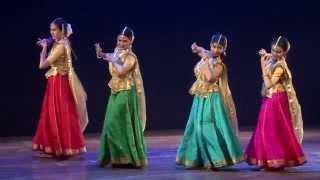 Prerana Deshpande Kathak Troupe - Shyam Chhabi