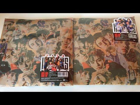 ♡Unboxing NCT 127 엔시티 127 2nd Mini Album Limitless 無限的我 무한적아 (Version A & C)♡