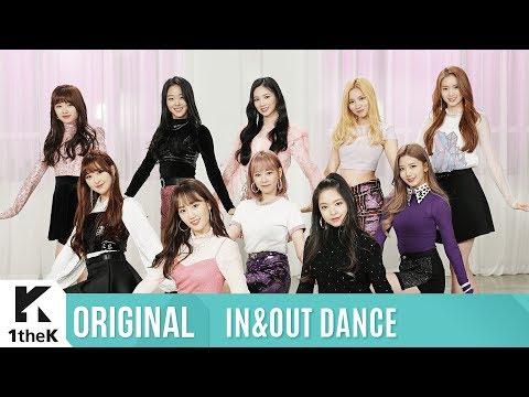 IN&OUT DANCE(인앤아웃댄스): 체리블렛(Cherry Bullet) _ Q&A