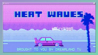 Glass Animals - Heat Waves (Lyric video)