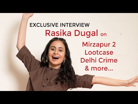 #rasikadugal is on a roll - #mirzapur2 #lootcase #asuitableboy