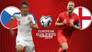 Vòng loại euro 2020:Anh VS CH Séc Highlights