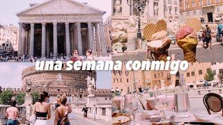 Una semana conmigo en Italia 🇮🇹