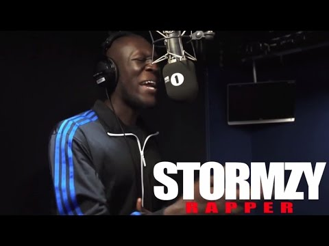 Stormzy - Fire In The Booth