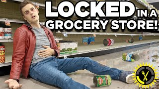 Food Theory: How Long Could You SURVIVE Locked In A Grocery Store?