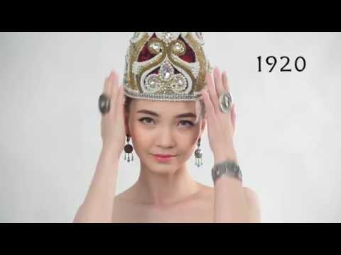 100 Years of Beauty - Kazakhstan (Aya) / 100 лет красоты в Казахстане