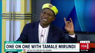 President Museveni Accepts Caucus Endorsement For 2021 | One On One With Tamale Mirundi