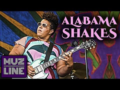 Alabama Shakes - New Orleans Jazz & Heritage Festival 2014 || 1080p || Full Set