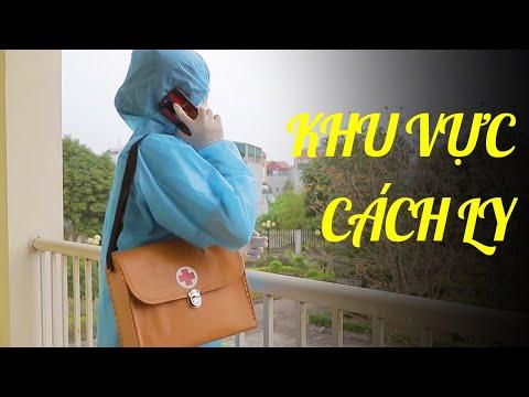KHU VỰC CÁCH LY | Phim Hài Hay Mới Nhất 2021 | Phim Hài Cười Đau Ruột Thừa