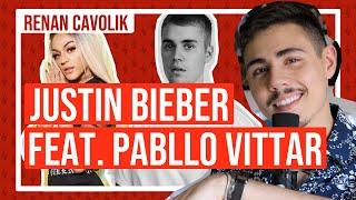 Justin Bieber e Pabllo Vittar na mesma música! MASHUP - Por Renan Cavolik