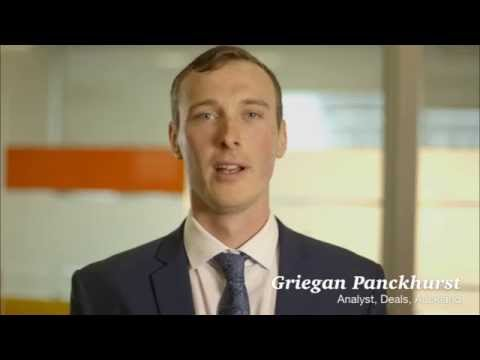 Meet Griegan Panckhurst