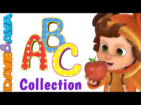 The Phonics Song | ABC Song Collection | YouTube Nursery Rhymes from Dave and Ava