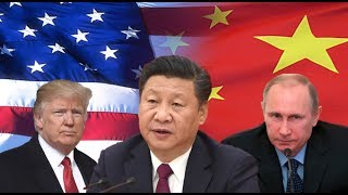 China & Russia warn US-Israel will use all its might if war is forced-Brain Implants Pilots
