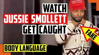 Watch How Police Knew Jussie Smollett Staged His Own Attack With Body Language – Police Body Cameras