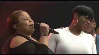 2018 HD Kirk Franklin, Tamela Mann, Fantasia, Travis Greene.. At Relentless Church!