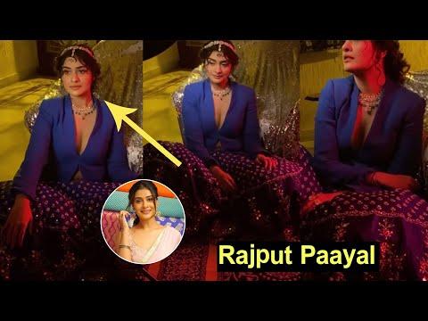 RX 100 fame Payal Rajput latest photoshoot video