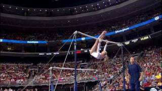 Nastia Liukin - Uneven Bars - 2008 Olympic Trials - Day 1