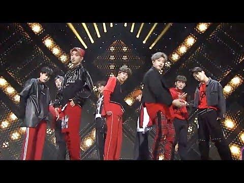 1THE9 - Spotlight [SBS Inkigayo Ep 999]