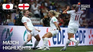 Japan v England - FIFA Women's World Cup France 2019™