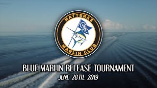 2019 HMC Blue Marlin Release Tournament Day 5 Highlights