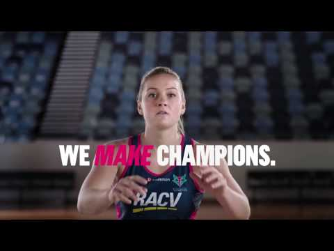 2017 Melbourne Vixens TV commercial