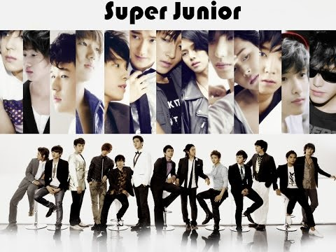 Super Junior's Best Ballads Song 2005-2015