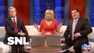 Cold Opening: Fox and Friends - Saturday Night Live