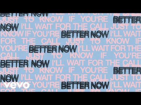 Oh Wonder - Better Now (Official Audio)