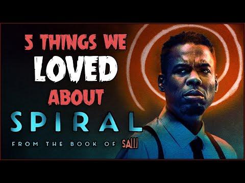 SPIRAL: 5 Things We Loved!