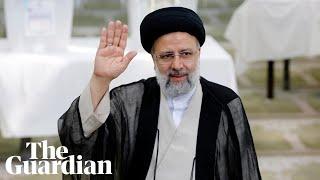 Ebrahim Raisi hailed as Iran's new president