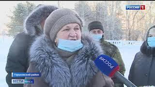 Транспортный коллапс сковал районы Омской области