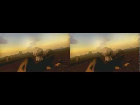 Delicate flyby 3D (YT3D:enable=true)