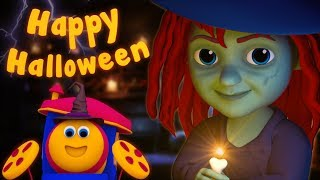 Halloween Song | Bob The Train | Scary Kindergarten Nursery Rhymes | Videos For Children by Kids Tv