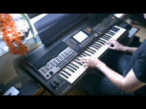 ave maria played on yamaha psr 9000 youtube. Black Bedroom Furniture Sets. Home Design Ideas