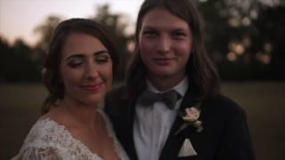 Brighton + Reed Robertson Wedding Film