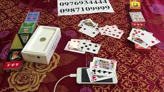 Máy  iphone đánh bài  chắn, liêng, phỏm, 3 cây, sâm lốc mới nhất