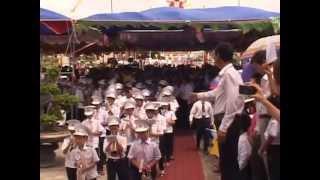 Xứ Trung Thành giáo phận Bùi Chu đón Đức TGM LEOPOLDOGIRELLI, ngày 7-7-2013 - FX Mai Đam 2