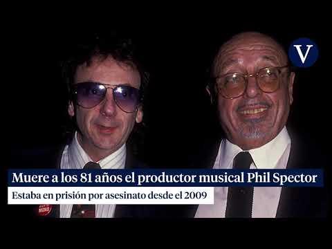Muere a los 81 años el productor musical Phil Spector